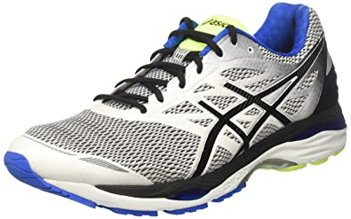 newest collection bb815 38b96 Asics Gel-Cumulus 18, Chaussures de Course Homme, Multicolor (White Black