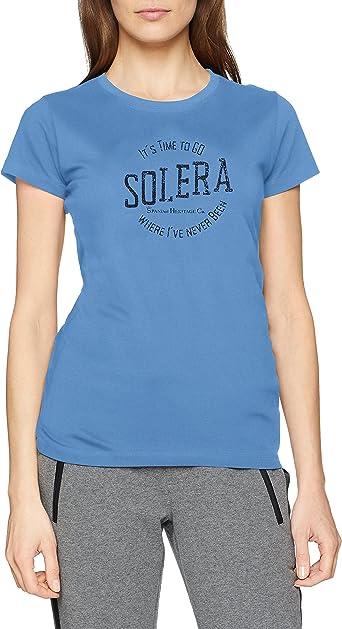 Solera LP503-1 Camiseta, Azul (Celeste 546), Small (Tamaño ...