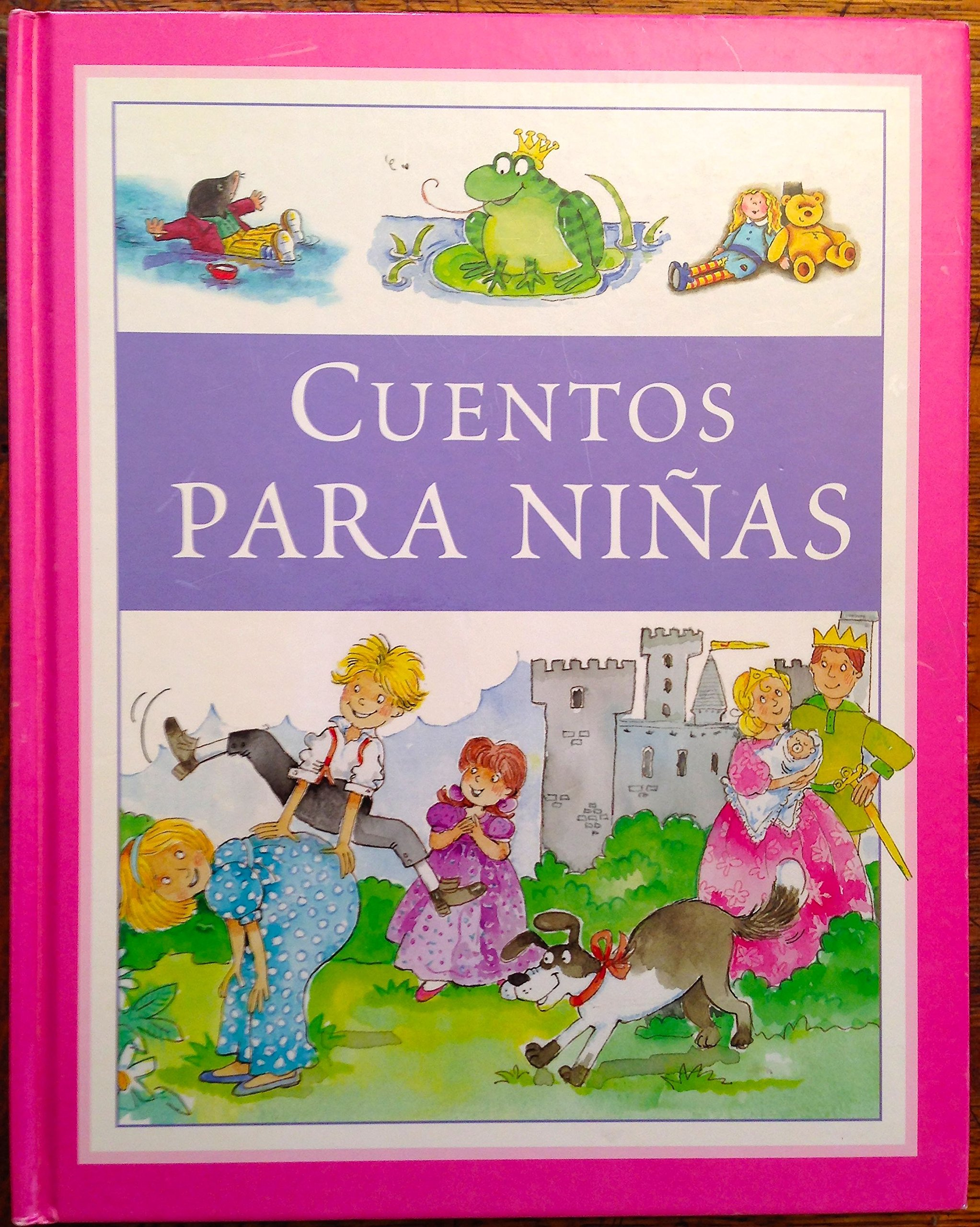Cuentos Para Niñas: Derek Hall, Alison Morris, Louisa somerville: 9781405499125: Amazon.com: Books