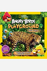 Angry Birds Playground: Rain Forest: A Forest Floor to Treetop Adventure Kindle Edition