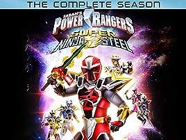 Amazon com: Watch Power Rangers: Super Ninja Steel - Season 1