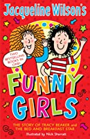 Jacqueline Wilson's Funny Girls: Previously
