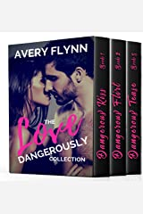 The Love Dangerously Collection: Dangerous Kiss, Dangerous Flirt & Dangerous Tease (Laytons Book 4) Kindle Edition
