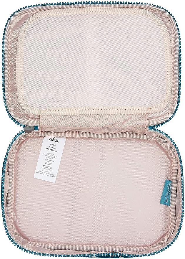 Kipling 100 PENS Pencil Cases, 21 cm, 1.5 liters, Multicolour (Cool Star Girl)