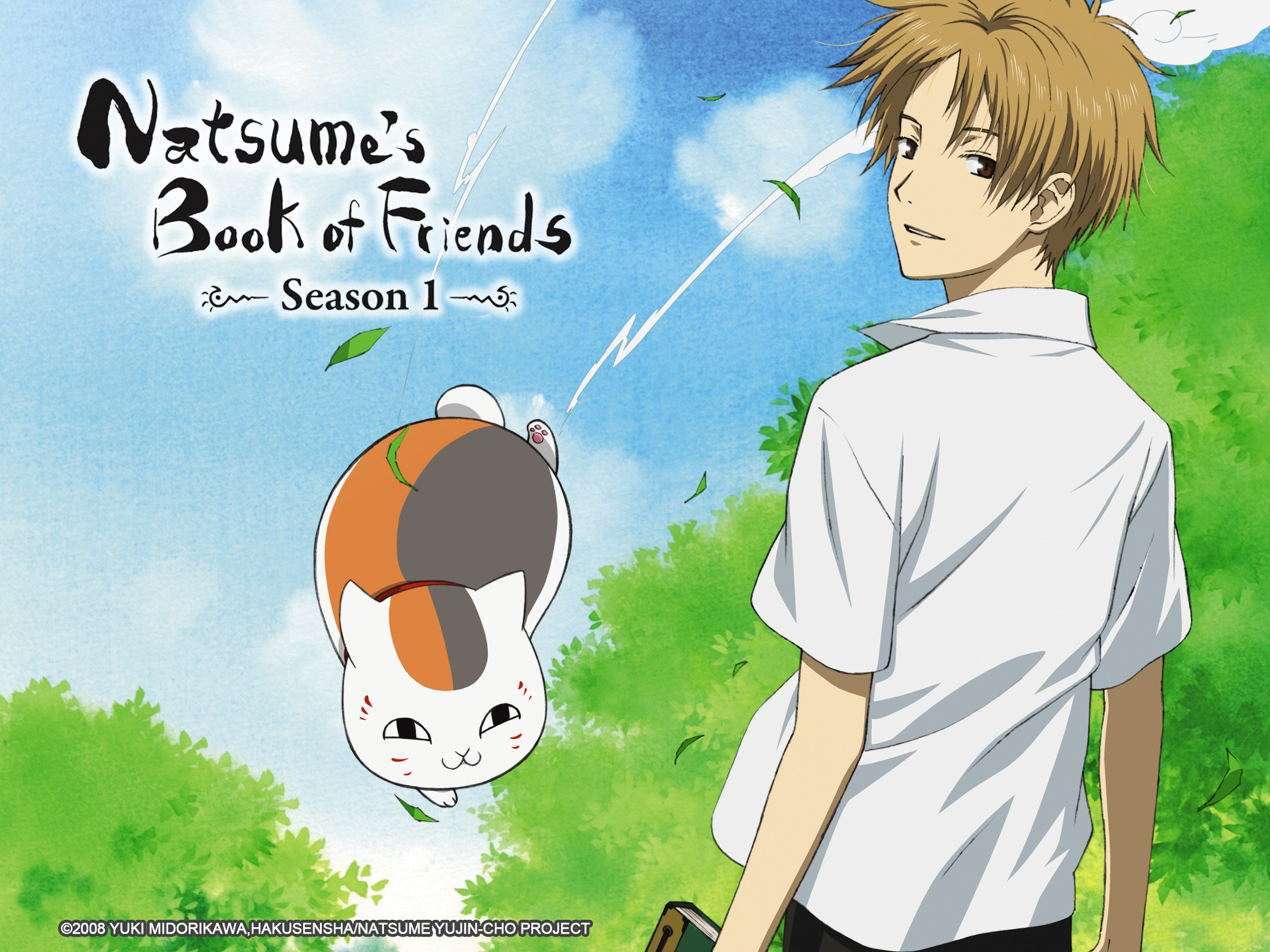 Amazon.com: Watch Natsume's Book of Friends - Season 1 (English ...
