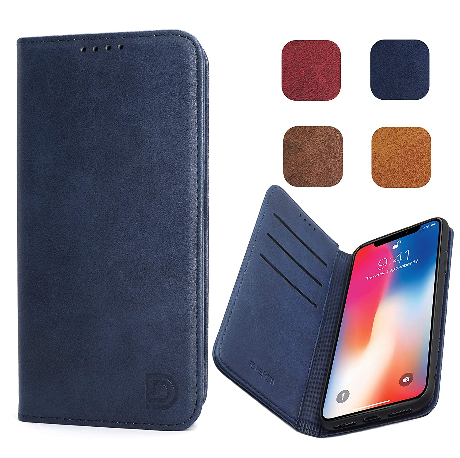 iphone xs case flip