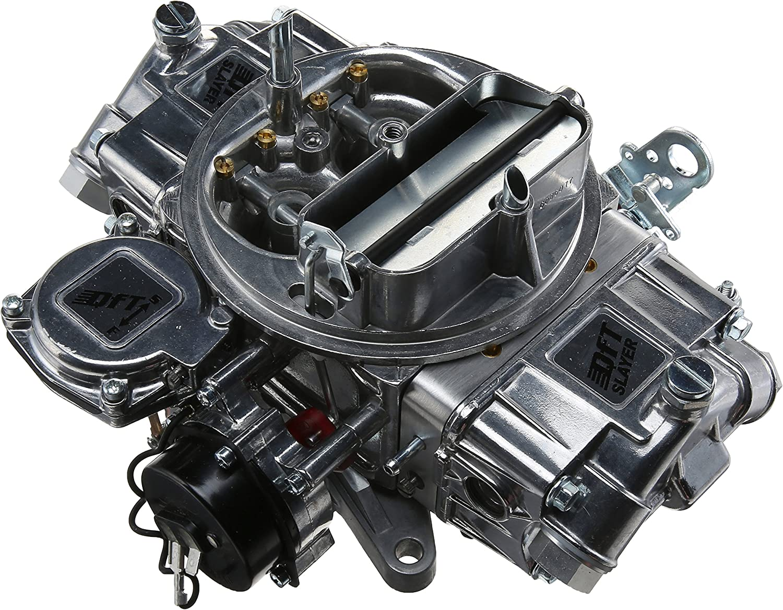 Quick Fuel 600 Cfm 4 Bbl Elect. Choke