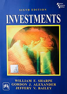 investments sharpe alexander bailey manual user guide manual that rh 6geek co