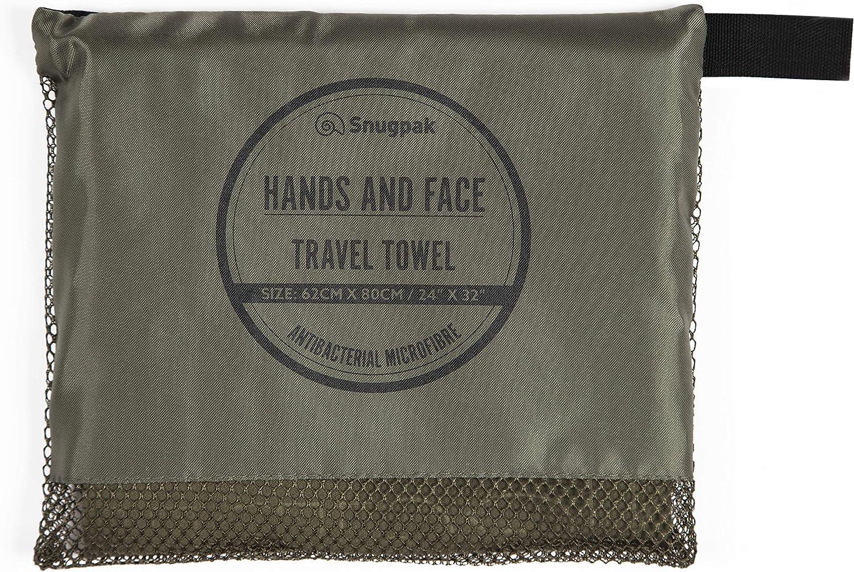Snugpak Travel Towel Hands and Face