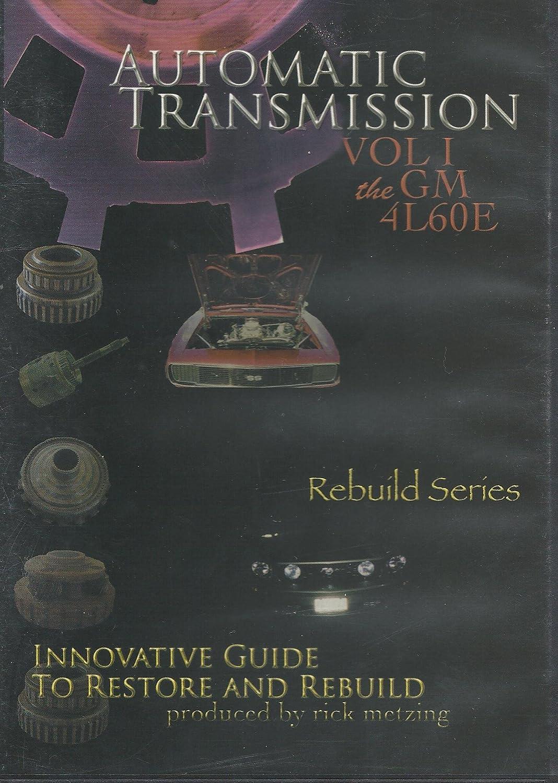 Amazon.com: Automatic Transmission Vol 1 GM 4L60E: rick metzing: Movies & TV