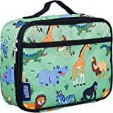 Wildkin Insulated Lunch Box Bag for Boys and Girls Perfect Size for Packing Hot or Cold Snacks for School and Travel…
