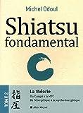 Shiatsu fondamental : Tome 2, La théorie : du Kampô à la MTC, de l'énergétique à la Psycho-énergétique