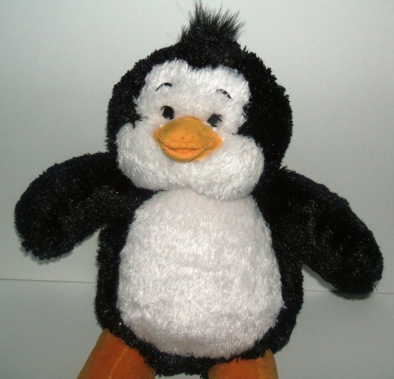 Build A Bear Shiny Penguin Plush 17