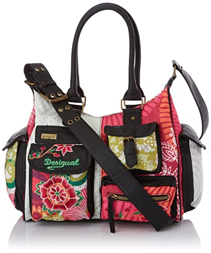 new high amazon fashion Desigual Womens Bols London Floreada 3001 U Messenger Bag