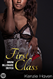 First Class: BWWM Billionaire Erotica (Mile High BWWM Series Book 1)