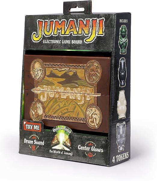 El Noble Colección De Jumanji - Mini Prop Réplica De La Placa ...