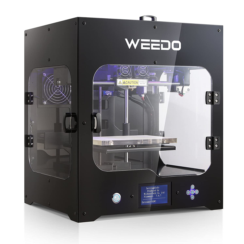 Impresora 3D Montada por WEEDO M2 Estructura de estructura de ...