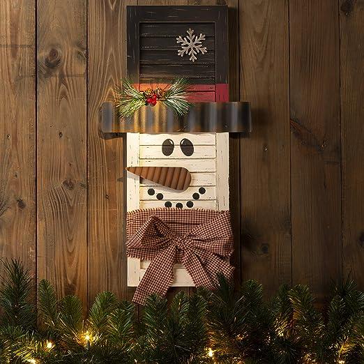 Christmas Greeting Fairy ENAMEL TYPE METAL TIN SIGN WALL PLAQUE