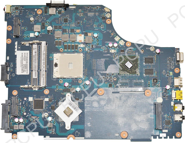 Acer Aspire 7560G AMD Laptop Motherboard FS1, MB.BUZ02.001