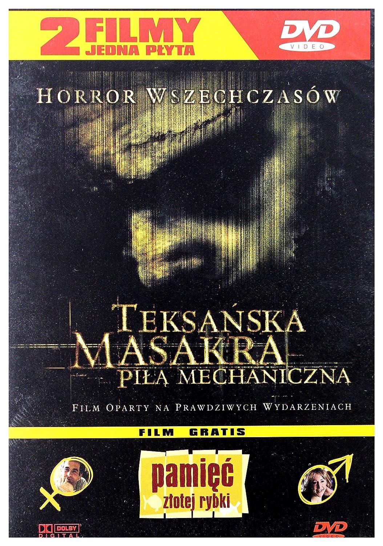 The Texas Chainsaw Massacre 2003 / Goldfish Memory DVD ...