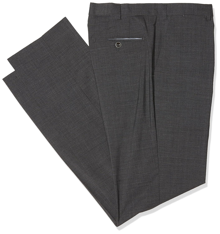 Cortefiel Pantalón Lana Tailored Fit, Hombre