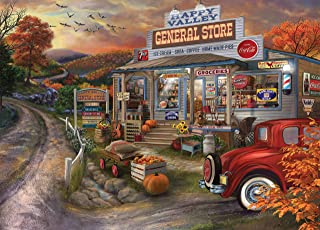 """product image for Ceaco Weekend Retreat General Store Puzzle - 1000Piece, 5"""""""