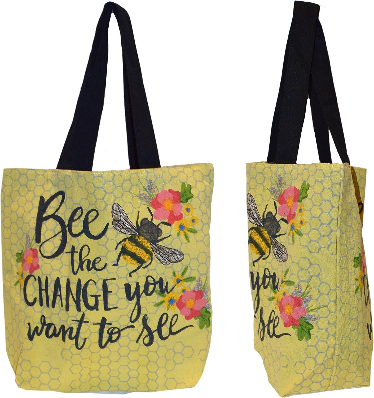 Queen Bee Bag Reusable Bumble Bee