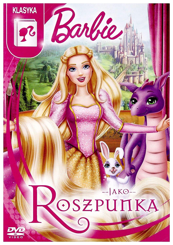 Barbie As Rapunzel (IMPORT) (No hay versión española): Amazon.es: Kelly Sheridan, Anjelica Huston, Cree Summer, Ian James Corlett, Mark Hildreth, David Kaye, Peter Kelamis, Russell Roberts, Christopher Gaze, Terry Klassen, Owen Hurley:
