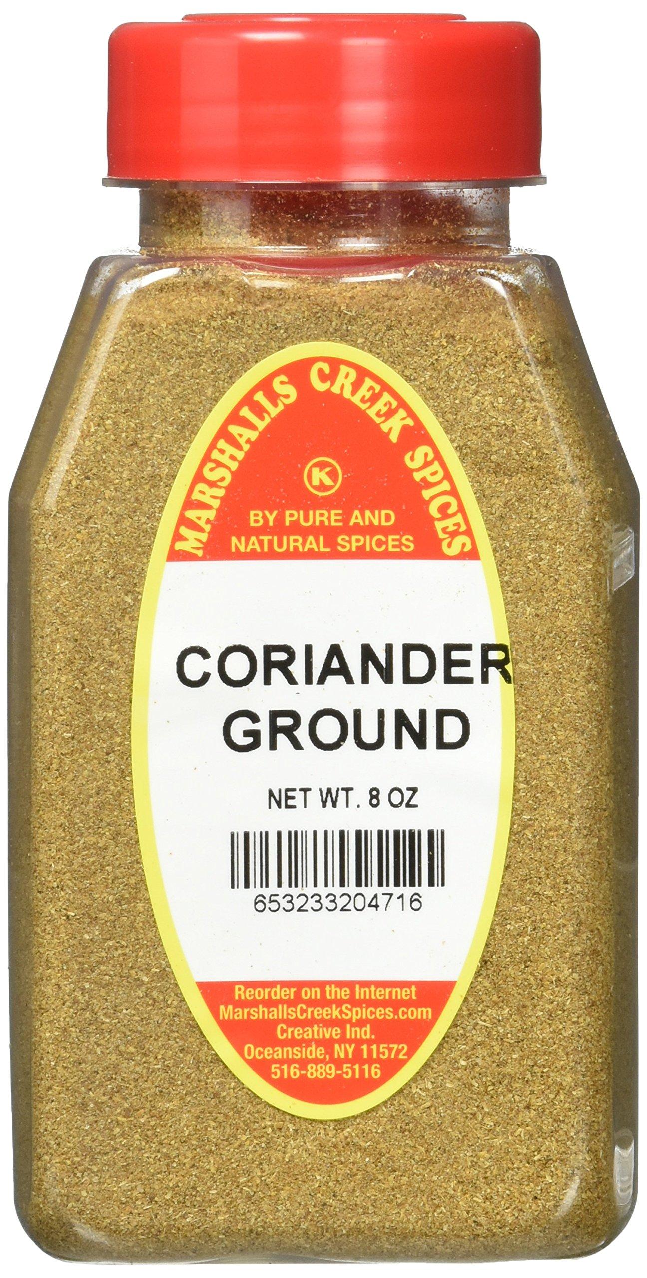 Marshalls Creek Kosher Spices CORIANDER GROUND 8 oz