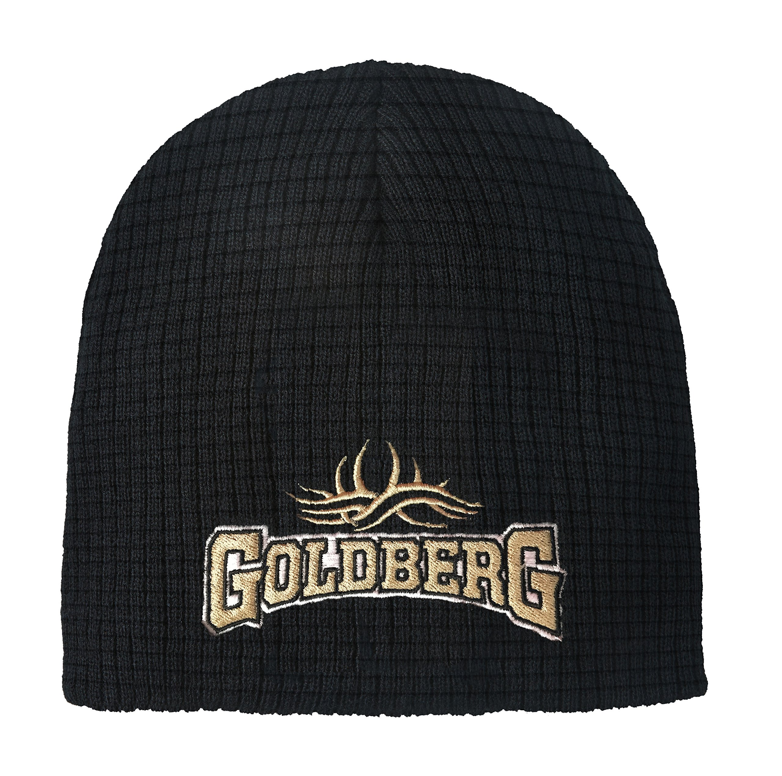 Bill Goldberg WWE Authentic Knit Beanie Cap Hat by WWE Authentic