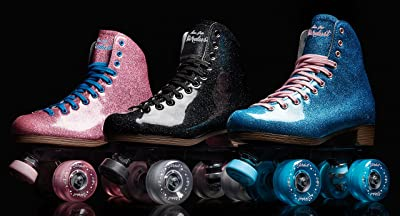 Sure-Grip Stardust Glitter Roller Skate for women/ for men