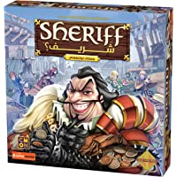 Sheriff of Nottingham - Sheriff Shareef - 2nd Edition | 3-6 Players | Official Version | English and Arabic Language…