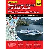 Vancouver Island and Haida Gwaii, Back Road Atlas