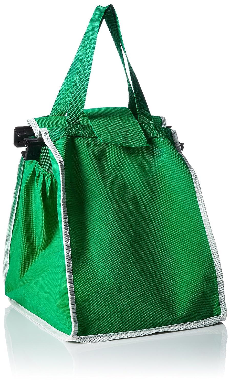 Bolsa de la compra con clips Grab Bag Clip-to-Cart para ...