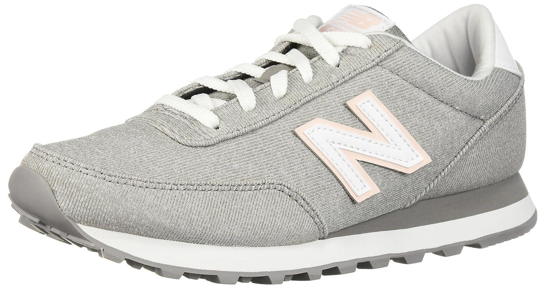 New Balance Women's 501v1 Sneaker B0751RW4N1 11 B(M) US|Marblehead/Sunrise Glo