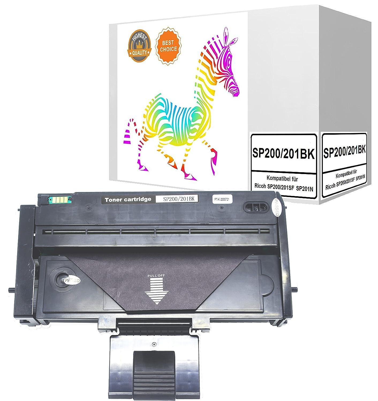 Zebra® compatible tóner equivalente a Ricoh 407254 para Ricoh ...