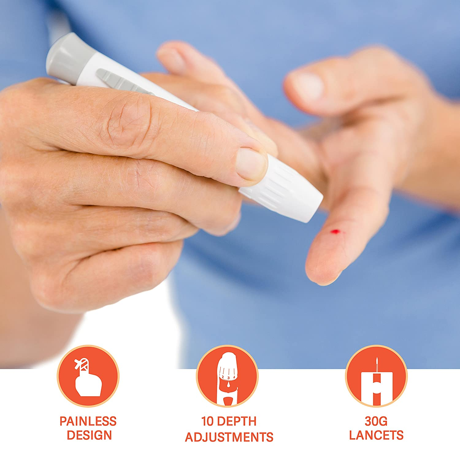 Beyond the Finger: Alternate Blood Sugar Testing Sites
