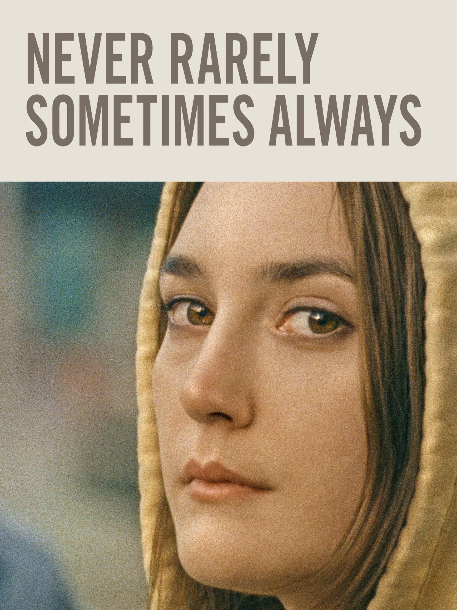 Amazon.com: Never Rarely Sometimes Always: Sidney Flanigan, Talia Ryder, Theodore Pellerin, Ryan Eggold