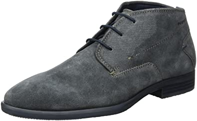 Mens 311167301400 Classic Boots, Grau (Dark Grey 1100) Bugatti