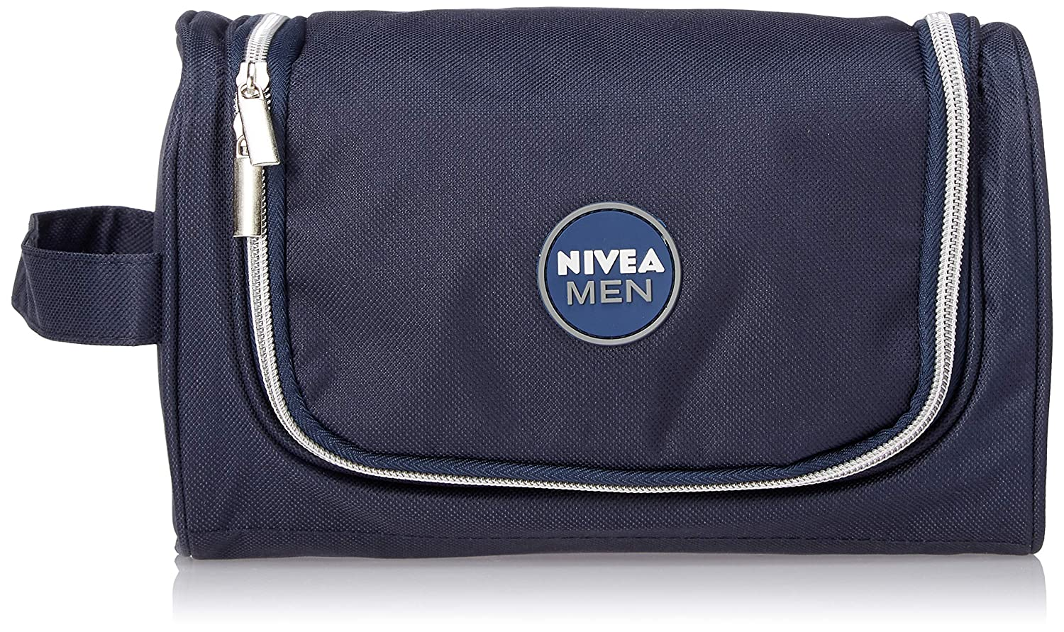 87d90b374bcb NIVEA Mens Hanging Travel Toiletry Bag Shaving Case Cosmetic Bag