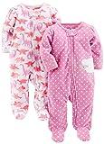 Simple Joys by Carter's Baby Girls' 2-Pack Fleece