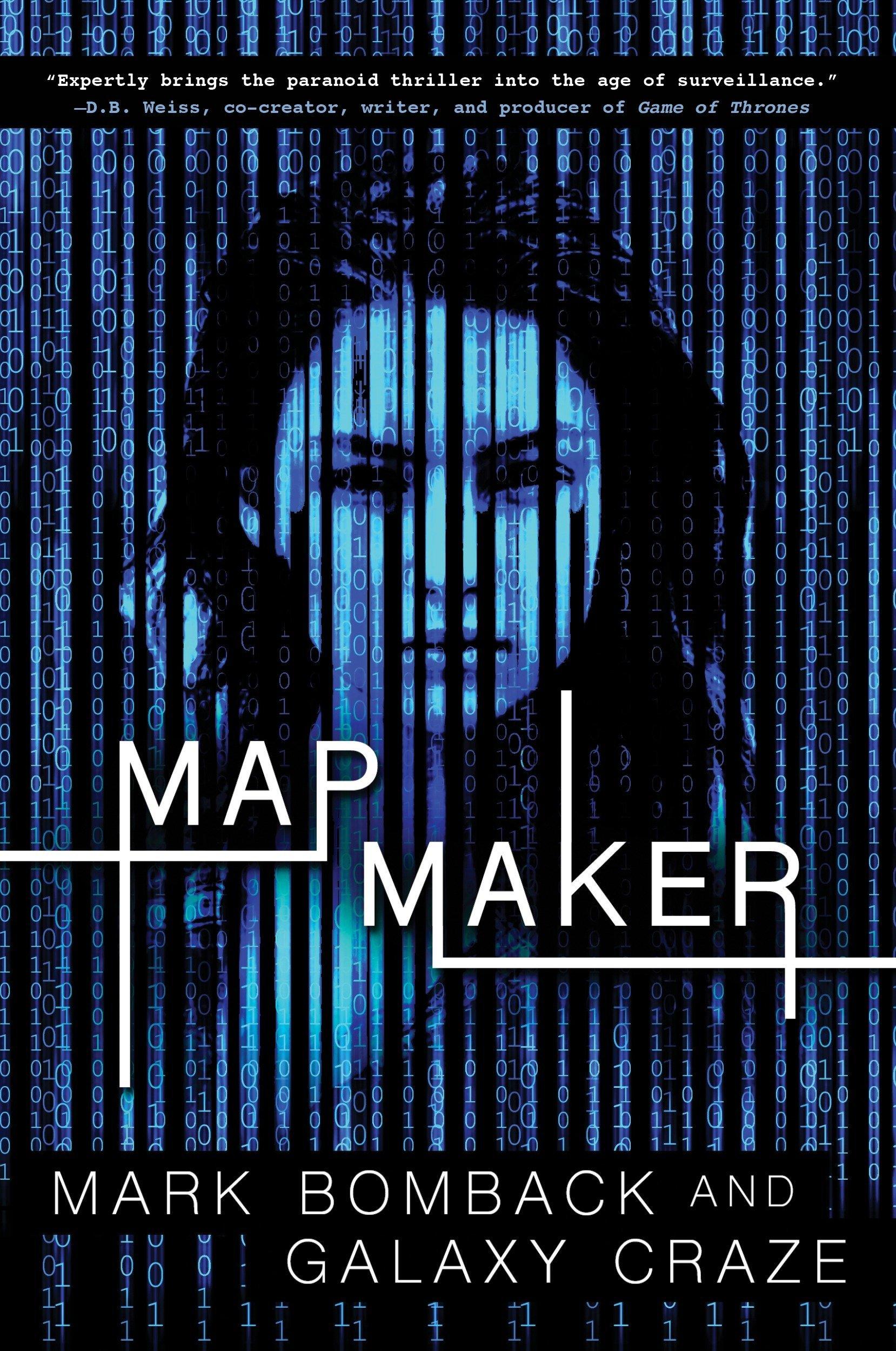 Read Online Mapmaker PDF
