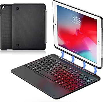 Funda Teclado para iPad 9.7