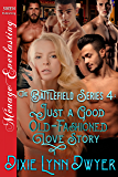The Battlefield Series 4: Just a Good Old-Fashioned Love Story (Siren Publishing Menage Everlasting)