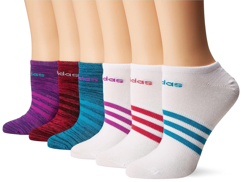 Adidas Women's Superlite No Show Socks (Pack of 6) CJ0620-PARENT