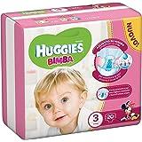 Huggies - Bimba - Pañales - Talla 3 (4-9 kg) - 20