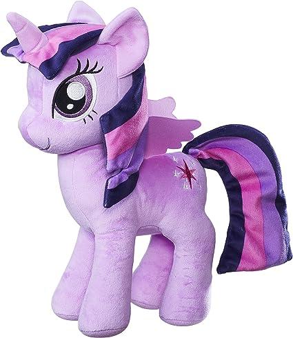Amazon.com: My Little Pony Friendship Is Magic Princess Twilight Sparkle  Cuddly Plush: Toys & Games