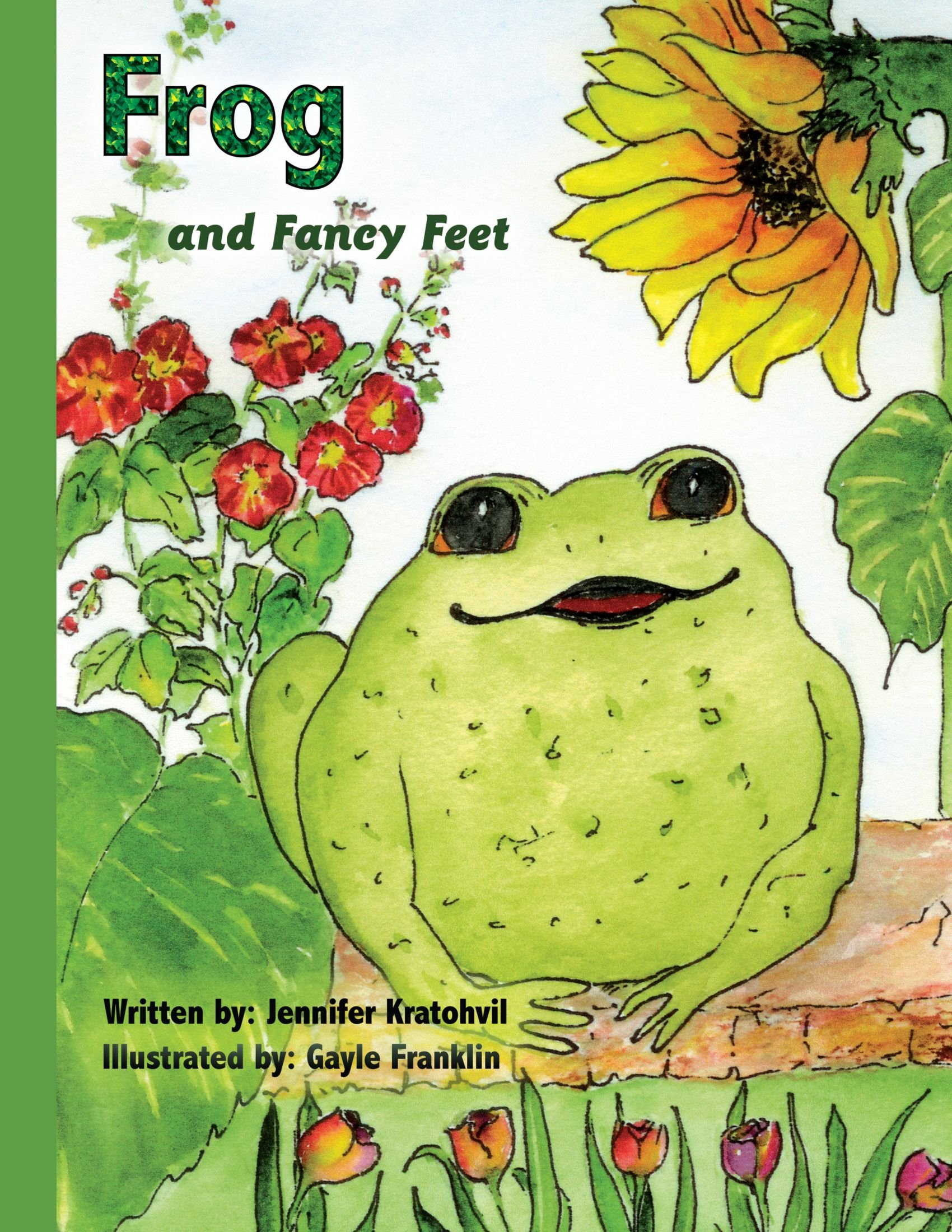 Frog and Fancy Feet