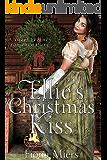 Ellie's Christmas Kiss (English Edition)