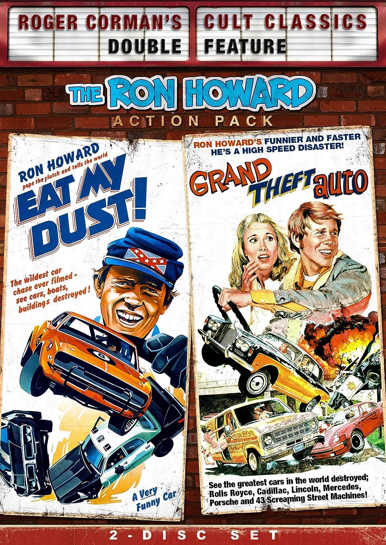 Ron Howard Action Pack [Reino Unido] [DVD]: Amazon.es: Cine y ...